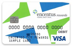 Rewards Debit Card Design