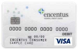 Standard EFCU Debit Card Design